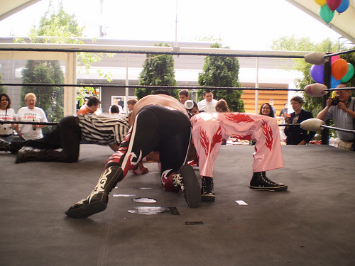 mexican-wrestlers