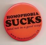 Homophobia Sucks