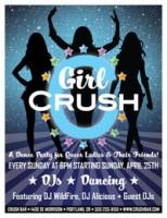 Girl Crush at Crush Bar, Portland Lesbian Dance Night