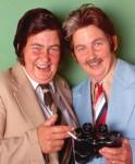 Topp Twins characters Ken & Ken