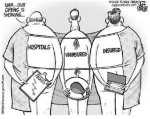 Trans folks need healthcare too!