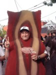 Bacon Salt man at last year's Portland Baconfest. 2011 version takes place this Saturday on E Burnside