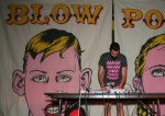 Blow Pony in the summer of 2010