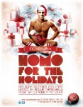 Saturday CC's is Homo for the Holidays