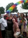 Gay & Grey members at Pride