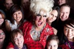 This is Darcelle, the elderly drag queen they thought was threatening enough to arrest