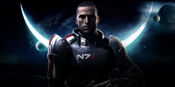 Mass Effect 3's Commander Shepard