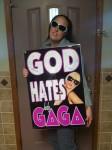 The WBC hates Lady Gaga