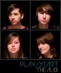 play/start celebrates the release of their new album 'The Alibi' Saturday at Saratoga